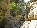 Rocks in Imbros Gorge
