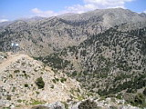 View at Lefka Ori Near Omalos