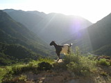 Goat & Light @ Lefka Ori