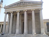 A Neoclassicism building in Athens II