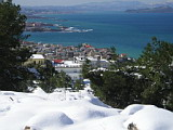Chania and Snow I