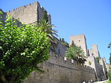 Rhodos City Castle