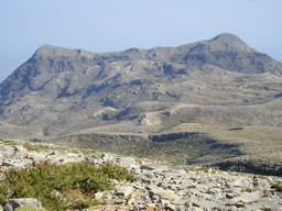 One of the magnificent summits in the Psiloritis area